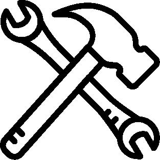 Icoon plaatsing